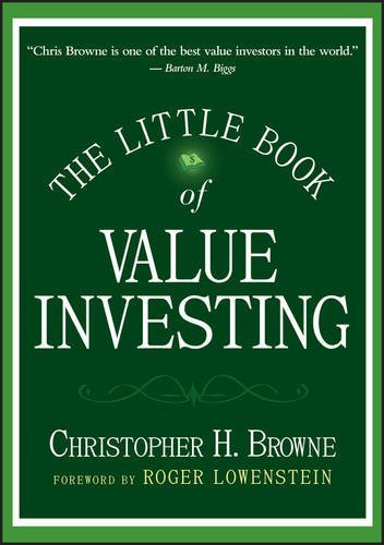 9780470105498: The Little Book of Value Investing