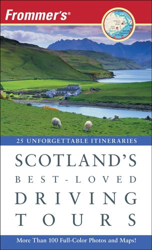 9780470105719: Frommer's Scotland's Best-Loved Driving Tours