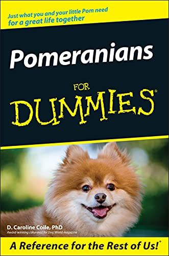 9780470106020: Pomeranians For Dummies