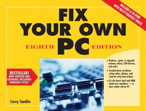 9780470107874: Fix Your Own PC