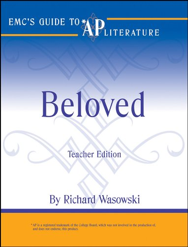 9780470109229: EMC's Guide to AP Literature - Beloved (CliffsAP)