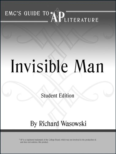 9780470109298: EMC's Guide to AP Literature - Invisible Man (CliffsAP)