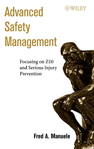 9780470109533: Advanced Safety Management Focusing on Z10 and Serious Injury Prevention