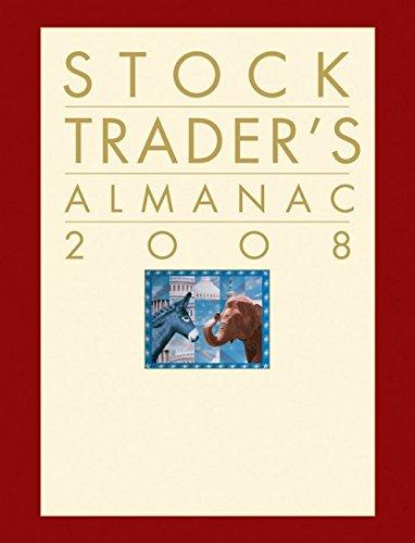 9780470109854: Stock Trader's Almanac 2008