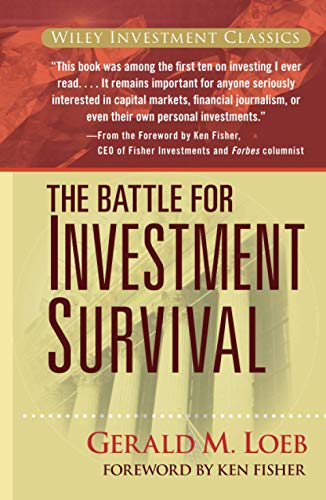 9780470110034: Battle for Investment Survival