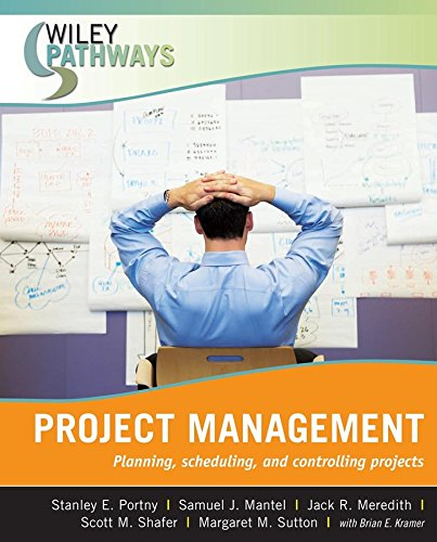 Wiley Pathways Project Management (Wiley Pathways): Samuel E. Portny,
