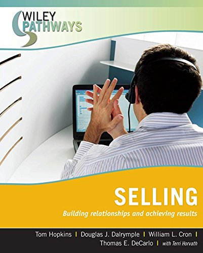 9780470111253: Wiley Pathways Selling