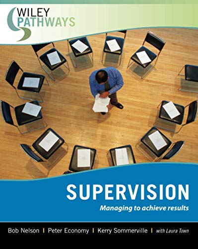 9780470111277: Wiley Pathways Supervision
