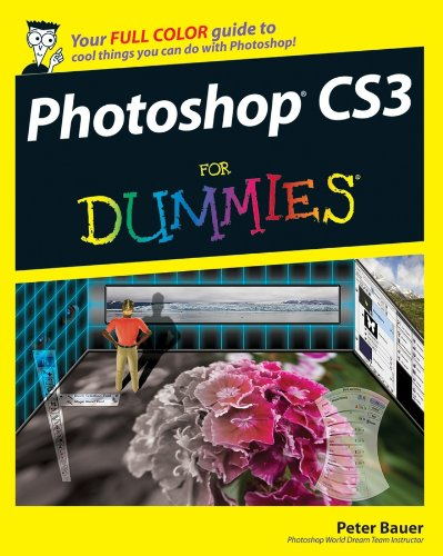 9780470111932: Photoshop CS3 For Dummies