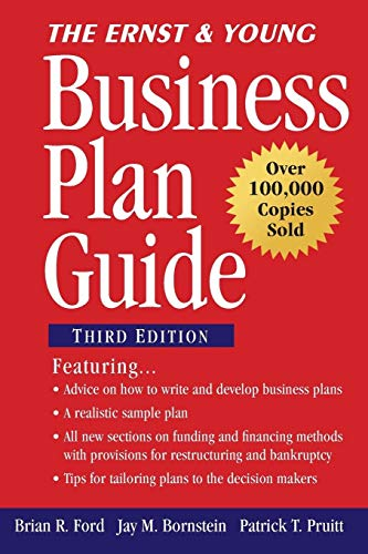 9780470112694: The Ernst & Young Business Plan Guide