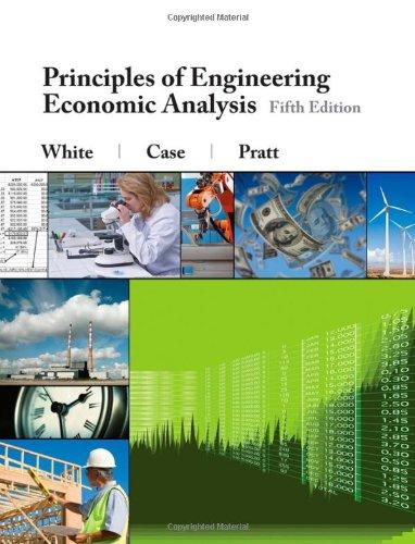 9780470113967: Principles of Engineering Economic Analysis