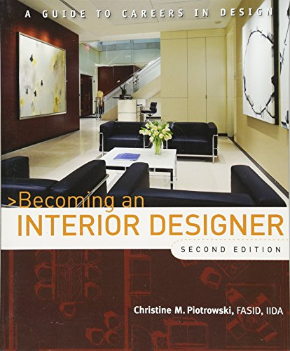 9780470114230: Becoming an Interior Designer: A Guide to Careers in Design