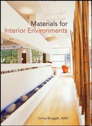 9780470114285: Materials for Interior Environments