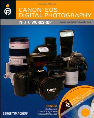 9780470114346: Canon EOS Digital Photography Photo Workshop