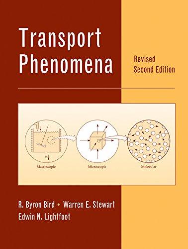9780470115398: Transport Phenomena, Revised 2nd Edition