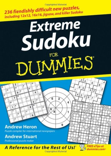 9780470116272: Extreme Sudoku For Dummies