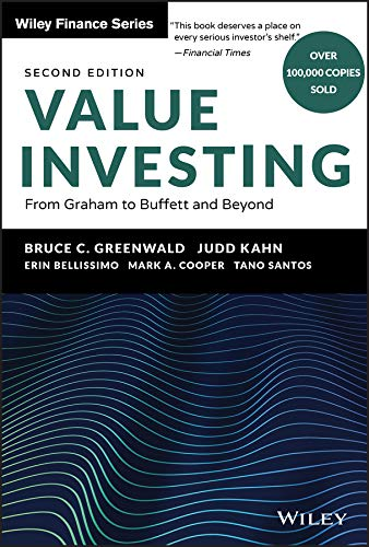 9780470116739: Value Investing: From Graham to Buffett and Beyond (Wiley Finance)