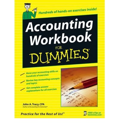 9780470117453: Accounting For Dummies: WITH Accounting Workbook for Dummies