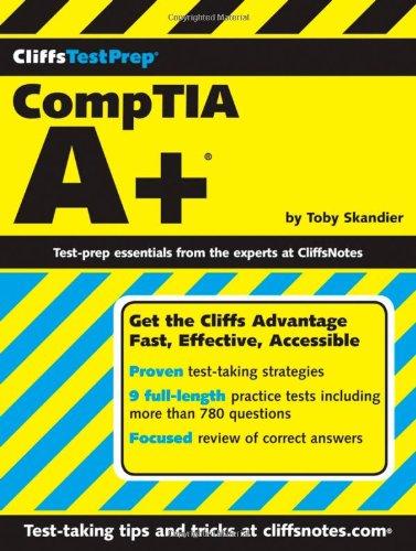 9780470117514: CliffsTestPrep CompTIA A+