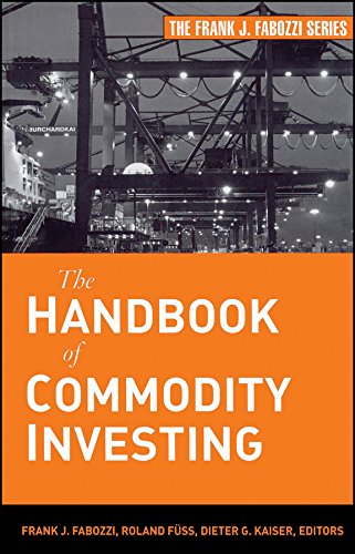9780470117644: The Handbook of Commodity Investing (Frank J. Fabozzi Series)
