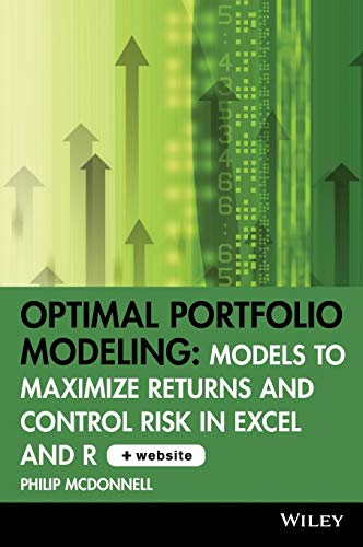 9780470117668: Optimal Portfolio Modeling, CD-ROM includes Models Using Excel and R: Models to Maximize Returns and Control Risk in Excel and R