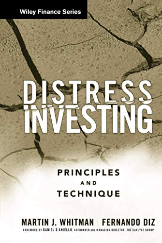 9780470117675: Distress Investing: Principles and Technique (Wiley Finance Series)