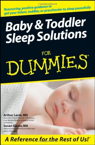 9780470117941: Baby and Toddler Sleep Solutions For Dummies