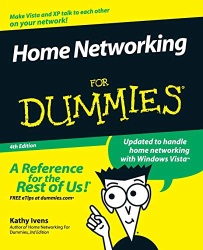 9780470118061: Home Networking for Dummies