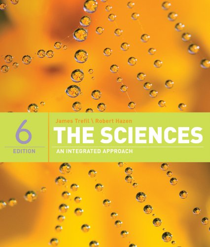 9780470118542: The Sciences: An Integrated Approach