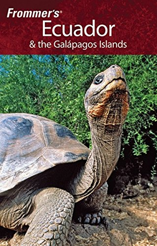 9780470120026: Frommer's Ecuador & the Galapagos Islands