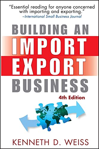 9780470120477: Building an Import/Export Business