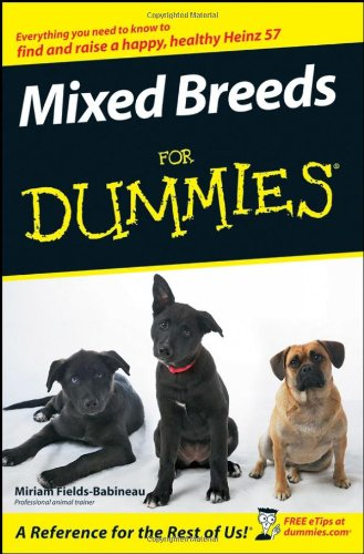 9780470120873: Mixed Breeds For Dummies