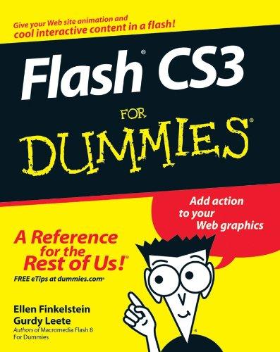9780470121009: Flash CS3 For Dummies