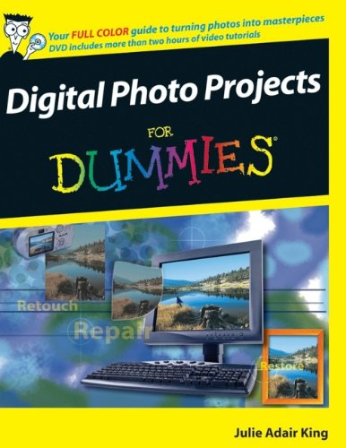 9780470121016: Digital Photo Projects For Dummies