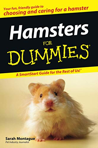 9780470121634: Hamsters For Dummies