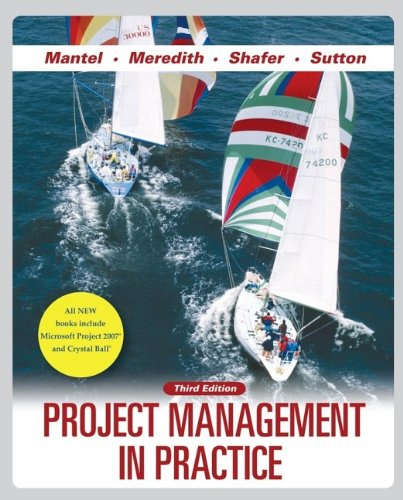 9780470121641: Project Management in Practice