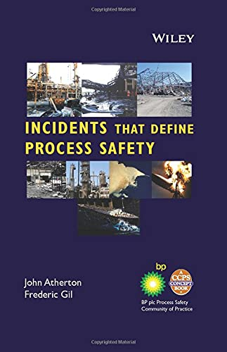 9780470122044: Incidents That Define Process Safety (CCPS Concept Books)