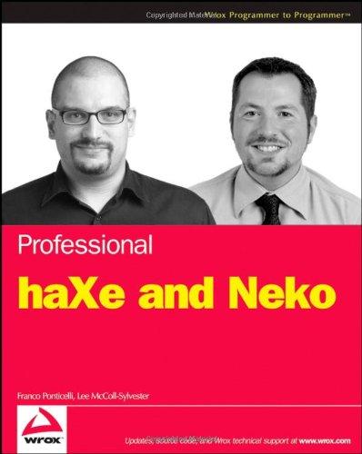 9780470122136: Professional haXe and Neko