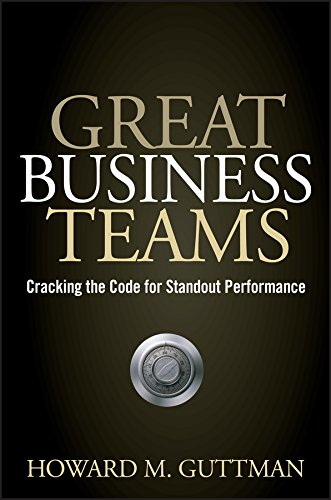 9780470122433: Great Business Teams: Cracking the Code for Standout Performance