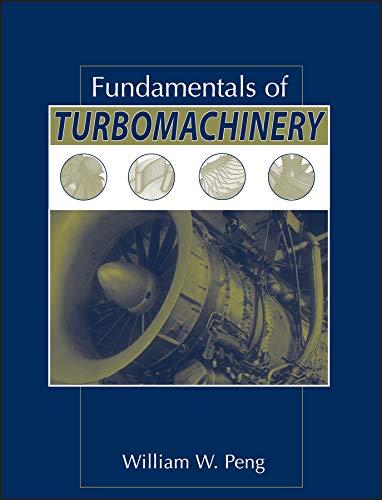 9780470124222: Fundamentals of Turbomachinery