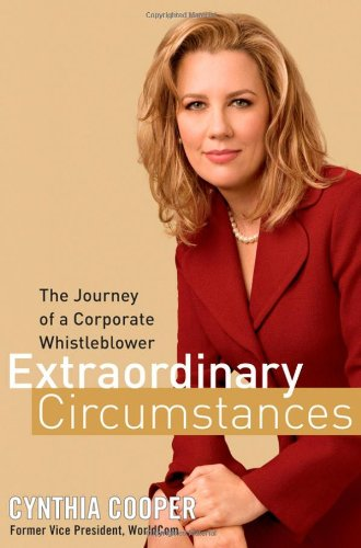 9780470124291: Extraordinary Circumstances: The Journey of a Corporate Whistleblower