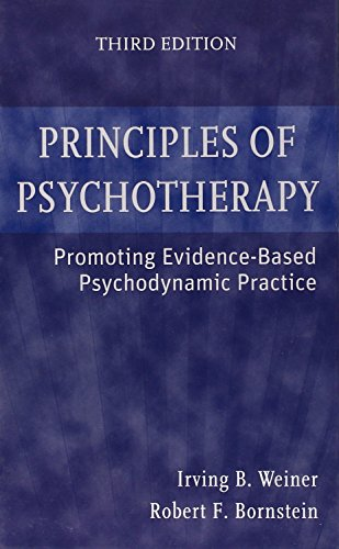9780470124659: Principles of Psychotherapy: Promoting Evidence-Based Psychodynamic Practice