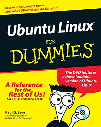 9780470125052: Ubuntu Linux For Dummies