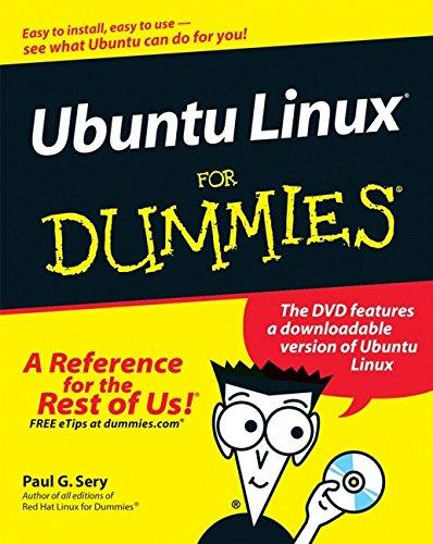 9780470125052: Ubuntu Linux For Dummies