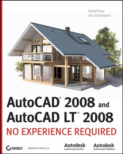 9780470126530: AutoCAD 2008 and AutoCAD LT 2008: No Experience Required