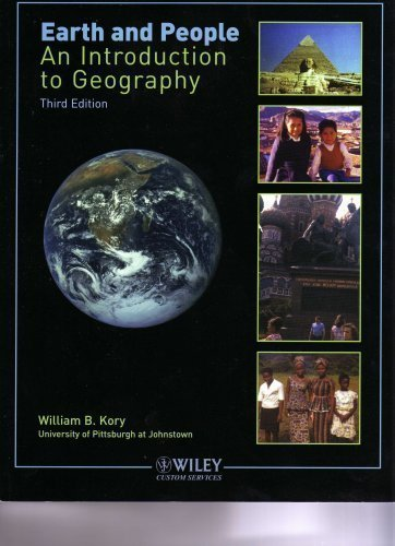 9780470126653: Earth and People: An Introduction to Geography