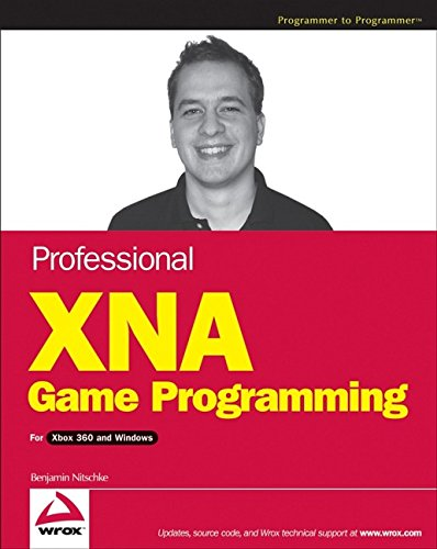9780470126776: Professional XNA Game Programming: For Xbox 360 and Windows