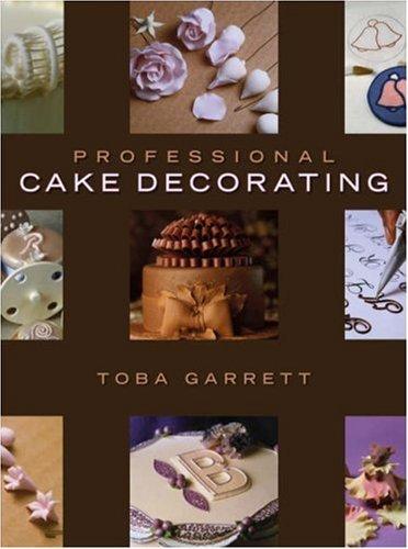 9780470127056: Professional Cake Decorating