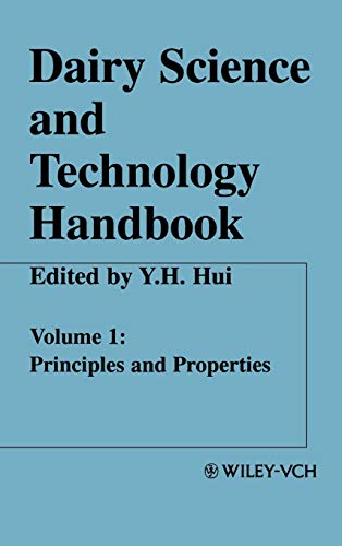 Dairy Science and Technology Handbook: 3 Vols.
