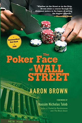 9780470127315: The Poker Face of Wall Street